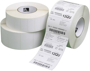 Zebra Paper Labels