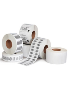 Zebra Thermal Labels